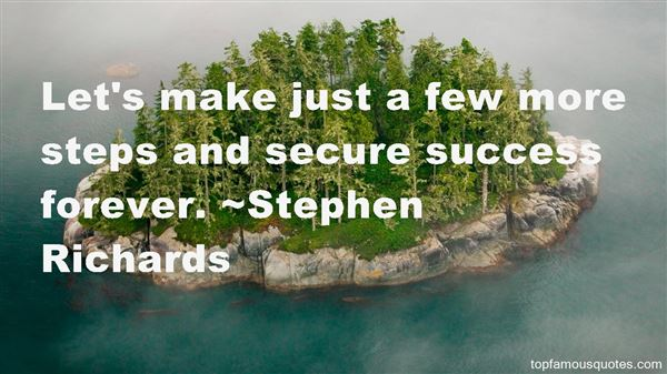 Quotes About Steps