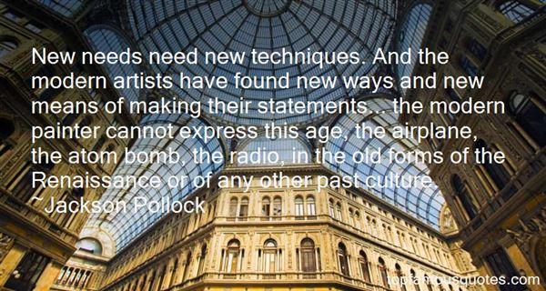 Quotes About Techniques