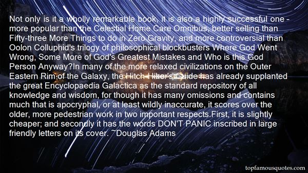 Quotes About The Apocrypha