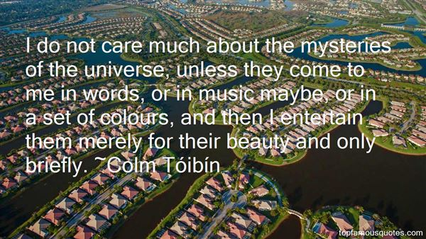 Quotes About Univers