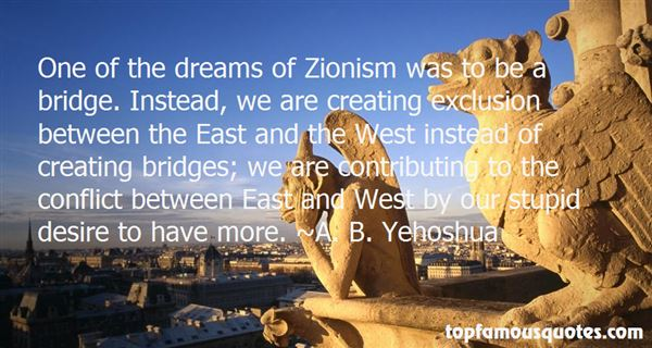 Quotes About Zionism