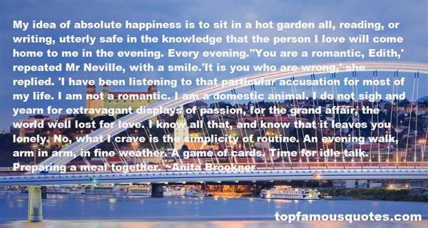 Quotes About Absolute Happiness