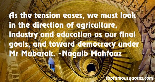 Quotes About Agriculture Education