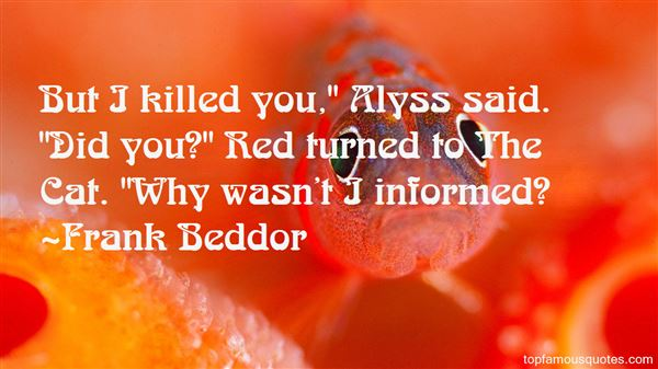 Quotes About Alyss