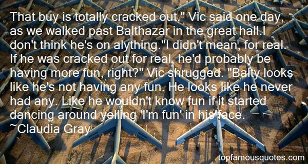 Quotes About Balthazar
