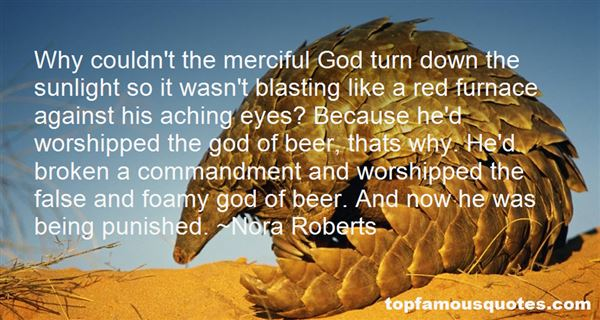 Quotes About Beer And God