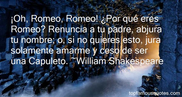 Quotes About Capulet