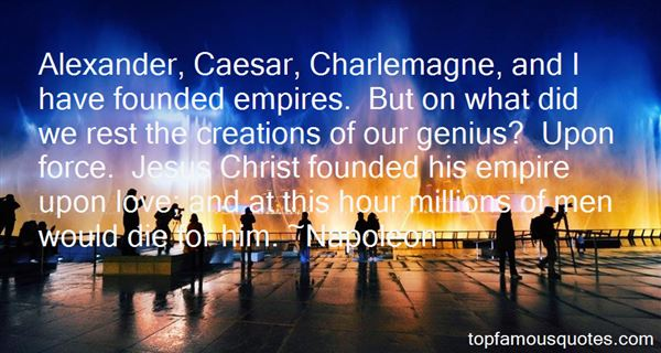 Quotes About Charlemagne
