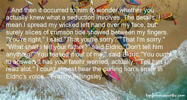 Quotes About Crimson Tide