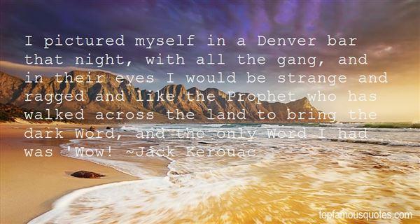 Quotes About Denver