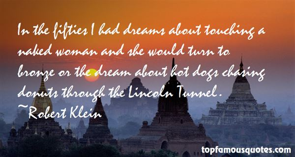 Quotes About Dream Chasing