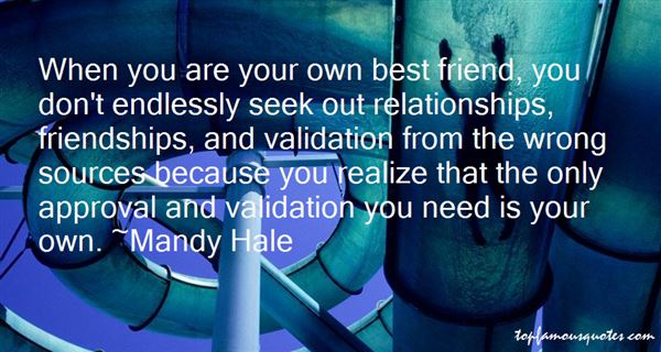 Quotes About Endless Friendship