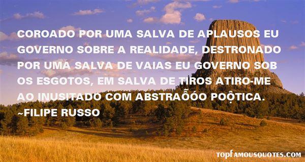 Quotes About Esgoto