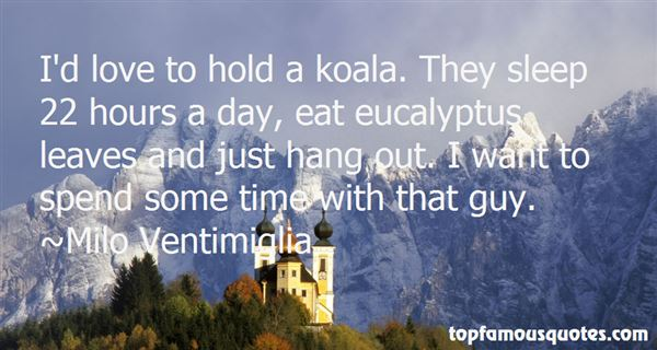Quotes About Eucalyptus