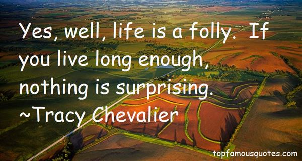 Quotes About Folly