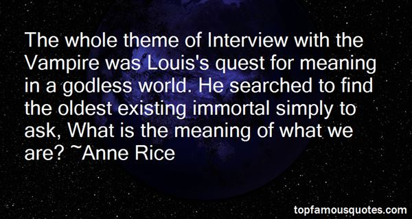 Quotes About God Existing