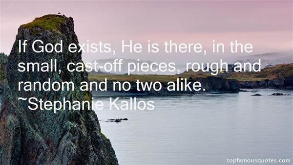 Quotes About God Exists