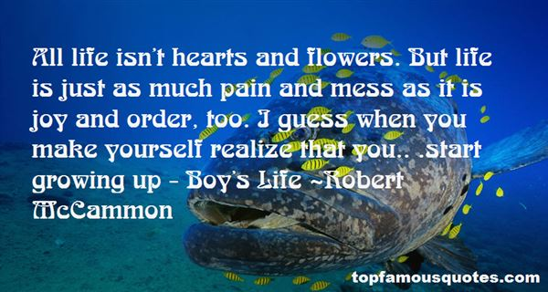 Quotes About Hearts And Flowers
