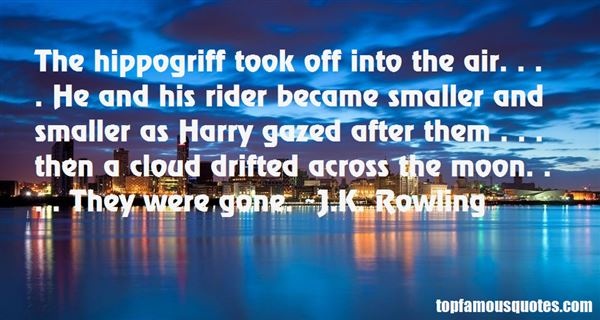 Quotes About Hippogriff