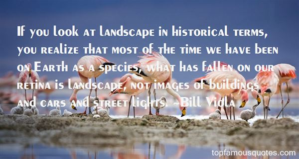 Quotes About Historical Buildings