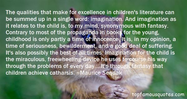 Quotes About Imagination And Childhood