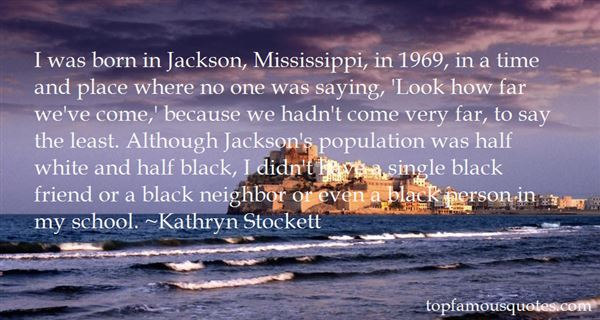 Quotes About Jackson Mississippi