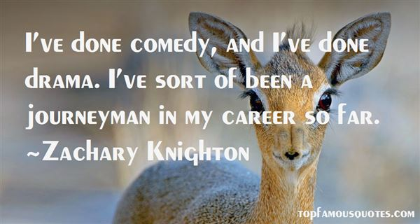 Quotes About Journeyman