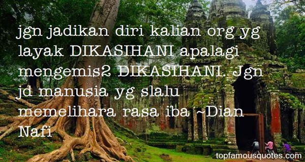 Quotes About Kasihan