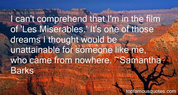 Quotes About Les Miserables