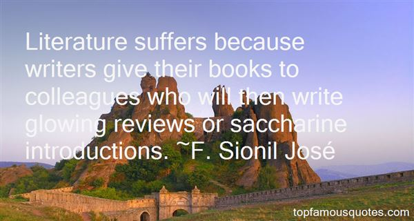 Quotes About Literature Review