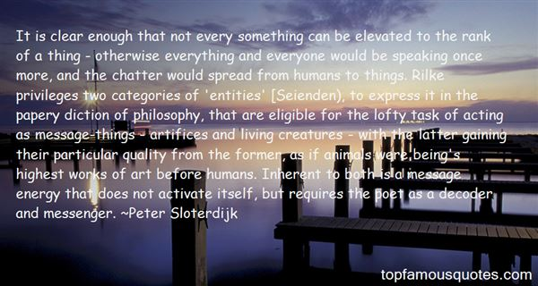 Quotes About Living Creatures