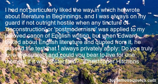 Quotes About Modernism In Literature