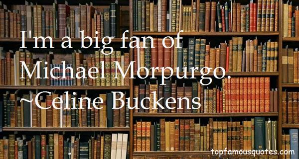 Quotes About Morpurgo