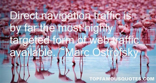 Quotes About Navigation