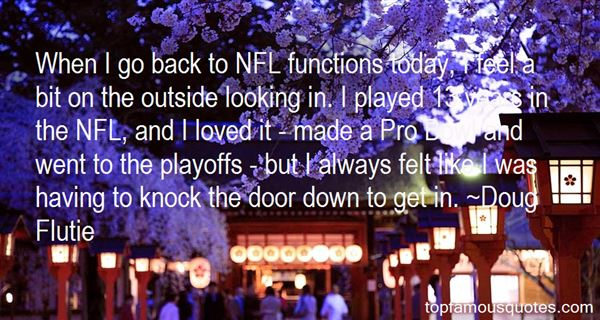 Quotes About Nfl Playoffs