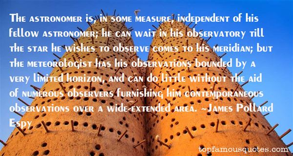 Quotes About Observatory