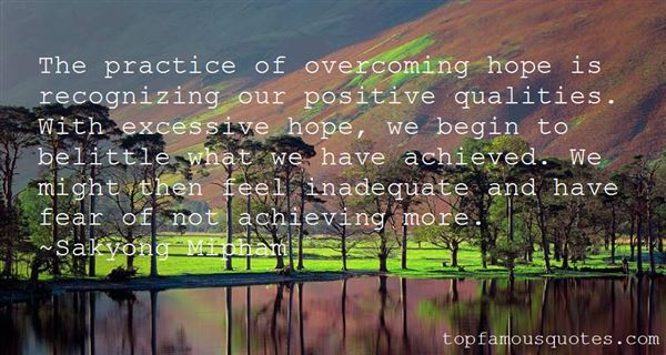Quotes About Overcoming
