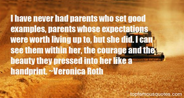 Quotes About Parents Example