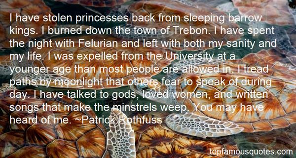 Quotes About Princess Of God