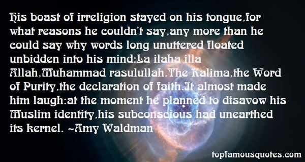 Quotes About Rasulullah