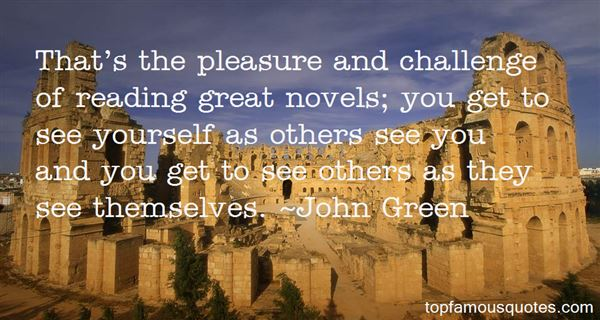 Quotes About Reading Novels
