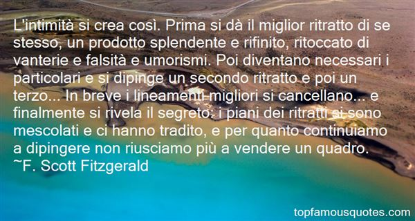Quotes About Ritratto