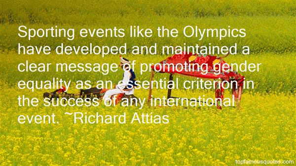 Quotes About Sporting Success