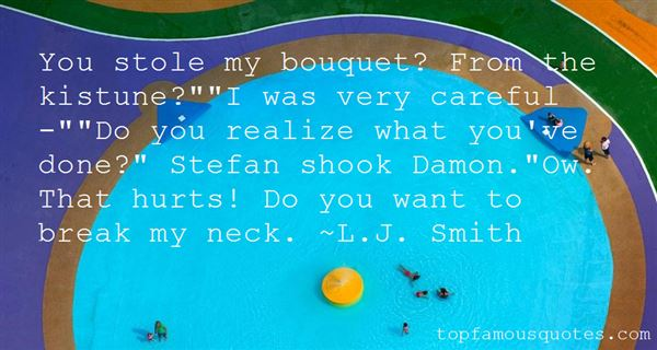 Quotes About Stefan Damon