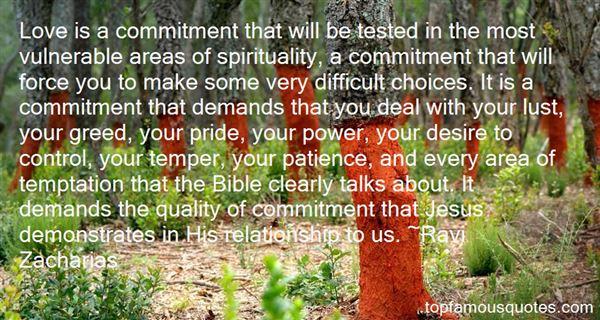 Quotes About Temptation Bible