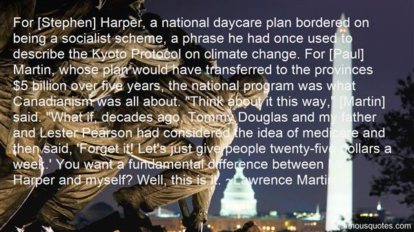 Quotes About Tommy Douglas