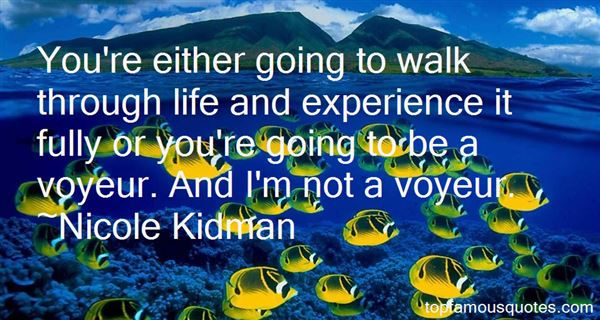 Quotes About Walk Through Life