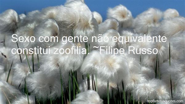 Quotes About Zoofilia