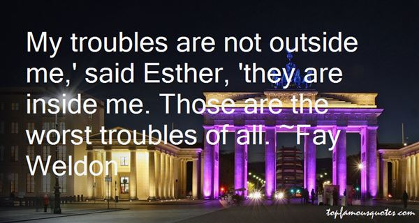 Quotes About Esther