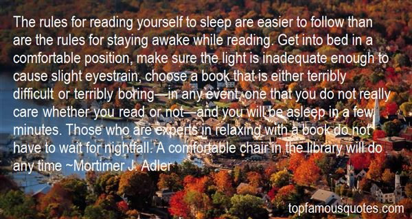 Quotes About Adequate Sleep
